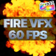 Fire VFX | FCPX - VideoHive Item for Sale