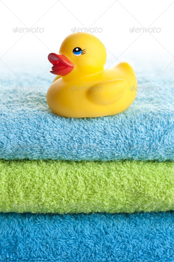 Rubber duck - Stock Photo - Images