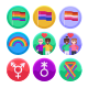 50 Pride LGBT Icons