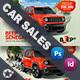 Car Sales Bundle Templates