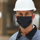 Male Worker Wearing Mask - PhotoDune Item for Sale