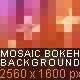 44+ MOSAIC BOKEH WITH PLUSES - GraphicRiver Item for Sale