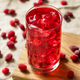 Cold Refreshing Organic Cranberry Juice Cocktail - PhotoDune Item for Sale