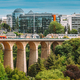 Luxembourg. Old Bridge - Passerelle Bridge Or Luxembourg Viaduct In Luxembourg - PhotoDune Item for Sale