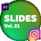 Instagram Stories Slides Vol. 21 - VideoHive Item for Sale