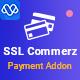 Manyvendor SSL Commerz Addon