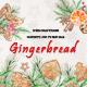 Christmas Gingerbread Wreath Clipart