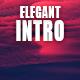 Elegant Ambient Intro Logo