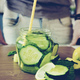Recipe of cucumber water - PhotoDune Item for Sale