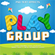 Play Group Text Effect Template