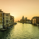 Buildings along canal in Venice, Italy - PhotoDune Item for Sale