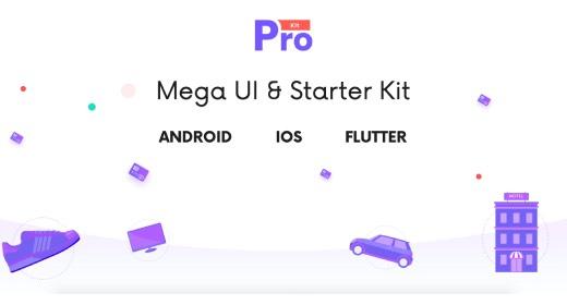 UI Kit and Starter App