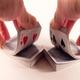 Shuffling Poker Cards Deck