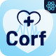 Corf - React Next Medical Health Template