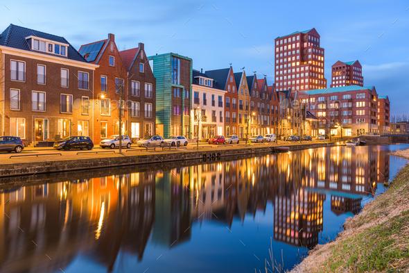 Vathorst, Amersfoort, Netherlands Cityscape - Stock Photo - Images