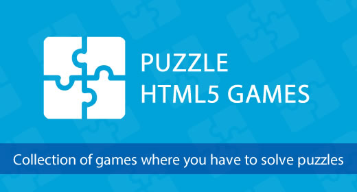 Puzzle HTML5 Games
