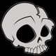 Cartoon Skull - GraphicRiver Item for Sale