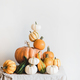 Pumpkins for Halloween or Thanksgiving Day Autumn holiday decoration - PhotoDune Item for Sale