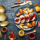 Meatloaf with persimmon. - PhotoDune Item for Sale