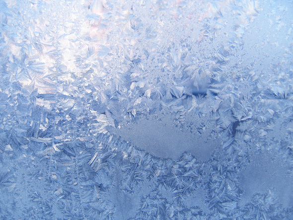 frosted glass - Stock Photo - Images