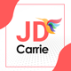 JD Carrie - Personal CV/Resume One Page Joomla Template