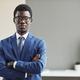 African businessman in formalwear - PhotoDune Item for Sale