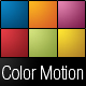 Color Motion Business Card. - GraphicRiver Item for Sale