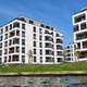 New apartment buildings at the river Spree - PhotoDune Item for Sale