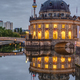 The Bode Museum and the Television Tower - PhotoDune Item for Sale