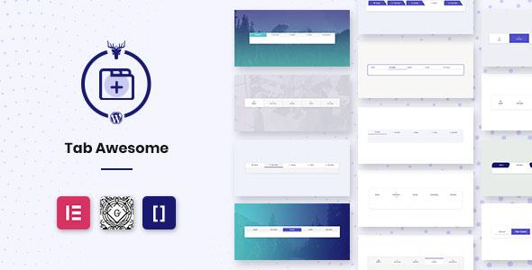 Download WordPress Tab Plugin – Tab Awesome Pro Free Nulled