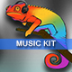Upbeat Ambient Music Kit
