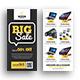 Black Friday DL Flyer Rack Card