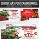 Christmas Party Postcard Bundle