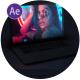Laptop Mockup // Website Presentation - VideoHive Item for Sale