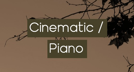 Cinematic and Piano
