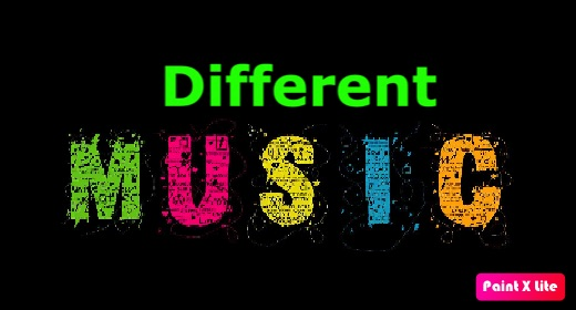 Different Music