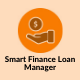 Smart Finance Loan Manager in ASP.NET Core