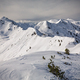 Planneralm skiing resort in winter,  Austrian Alps - PhotoDune Item for Sale