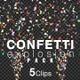 Celebration 4K Confetti Pack - VideoHive Item for Sale