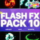 Flash FX Elements Pack 10 | FCPX - VideoHive Item for Sale