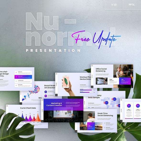 Nu Normal Presentation Template