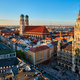 Aerial view of Munich, Germany - PhotoDune Item for Sale
