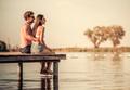 Couple on the sea - PhotoDune Item for Sale