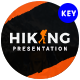 Hiking Adventure Keynote Template
