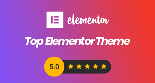 Top Elementor Theme