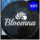 Bloomna Minimalist Keynote Template
