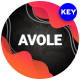 Avole Creative Keynote Template
