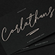 Corlathans Luxury Signature Font