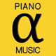 Inspiring Piano Music Background