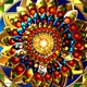 Flower Kaleidoscope  - VideoHive Item for Sale